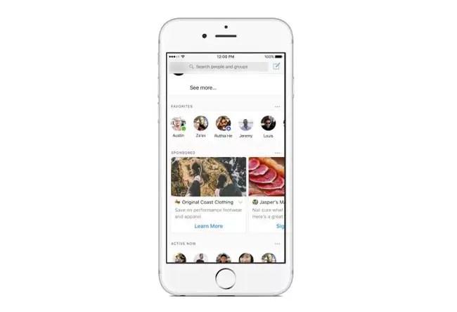 Facebook Memulakan Ujian Paparan Iklan Di Dalam Messenger