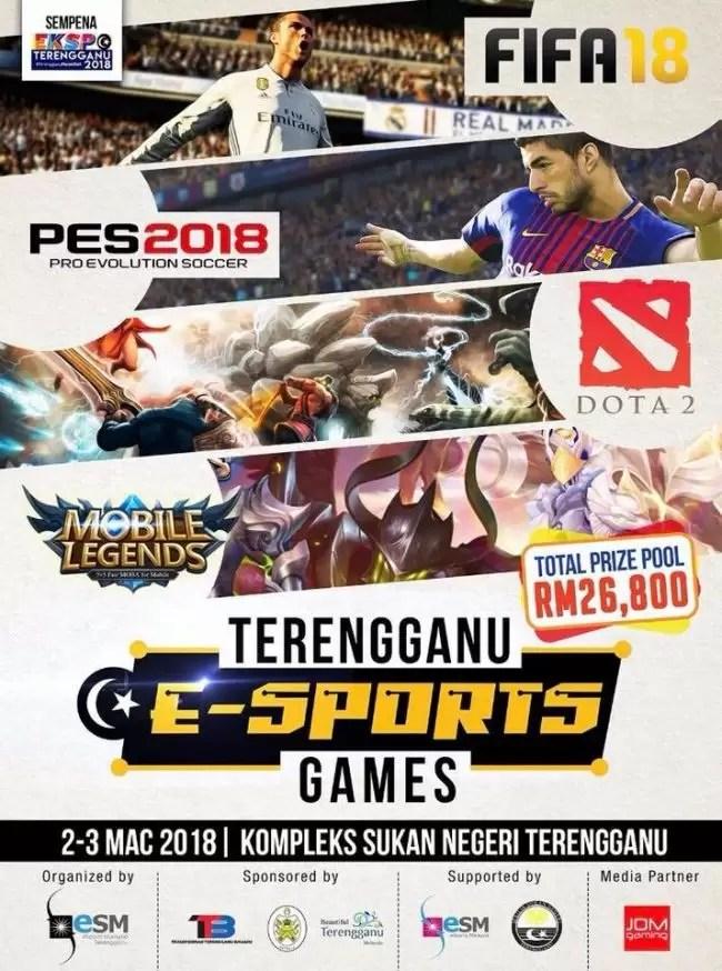 Terengganu Esports Games