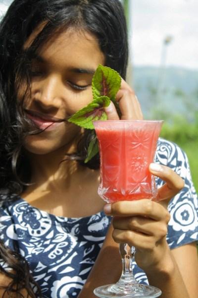 Bebida de Sandia 3