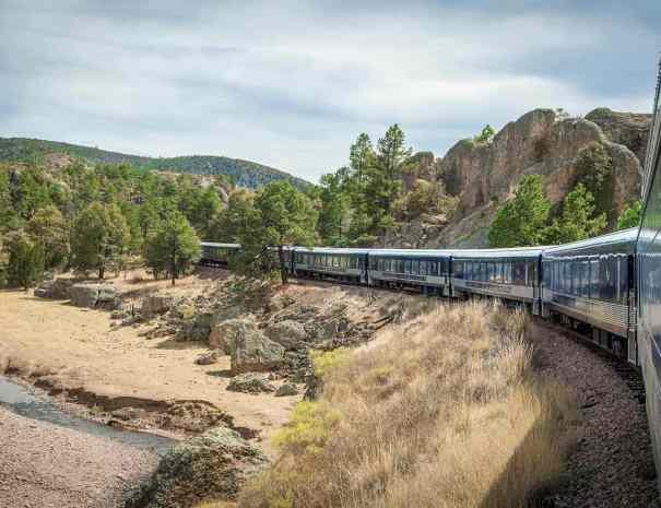 Rundreise Mexiko Kupferschlucht Zugreise