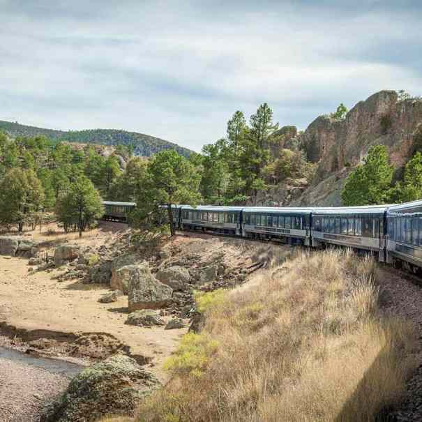 Viaje con el tren Chepe Express