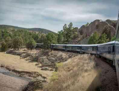 Rundreise Mexiko Kupferschlucht Zugreise Indios Indianer