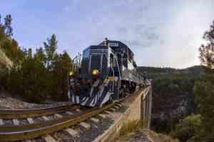 Viaje con el tren Chepe por la Barranca del Cobre Chihuahua México