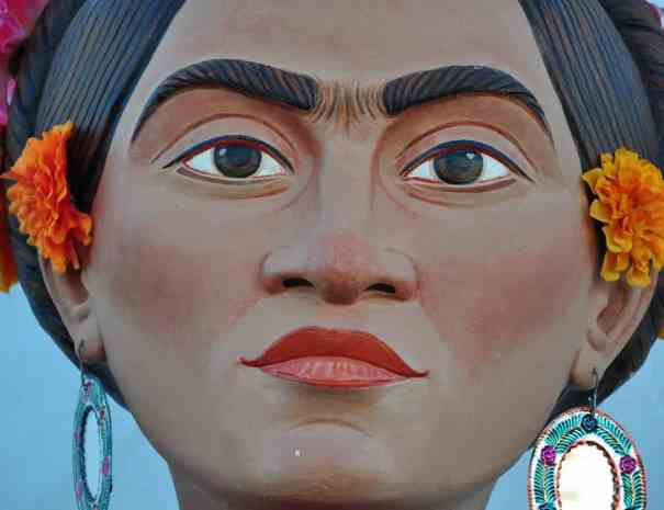 Mexiko Reise Frida Kahlo