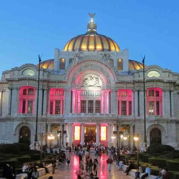 Rundreise Mexiko - Mexikostadt