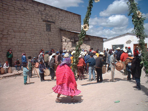 Holy week in Creel, Chihuahua