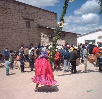 Osternferien in Creel, Chihuahua