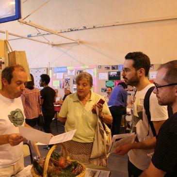 Préparons la rentrée de l'AMAP : forum des associations le 8 septembre (merci aux volontaires !) et distribution festive le 12