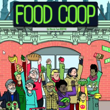 Le film «FOOD COOP» au Ciné Montrouge à partir du 7 décembre