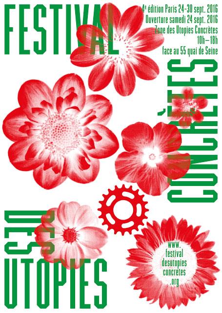 Festival des Utopies concrètes 24/09 – Appel à volontaires