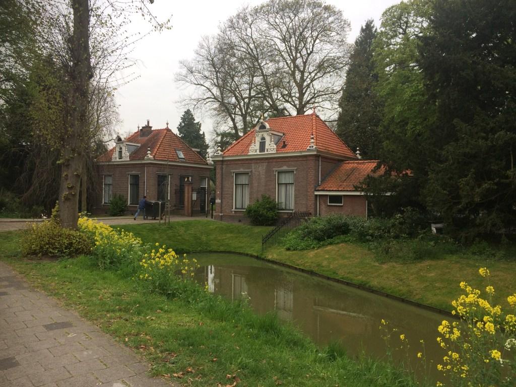 Afscheidshuis de Lelie, een van de familiekamers in Gorinchem.