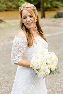 amy and michael ridley creek state park Amaranth Florist wedding