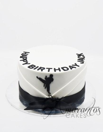 Karate Cake AC158