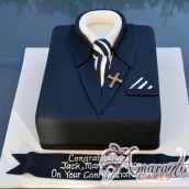 Base Communion Cake - Amarantos Custom Made Cakes Melbourne
