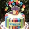 Hi 5 Cake - Amarantos Designer Cakes Melbourne