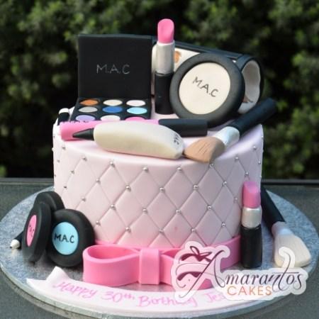 M.A.C Make up Cake – AC338
