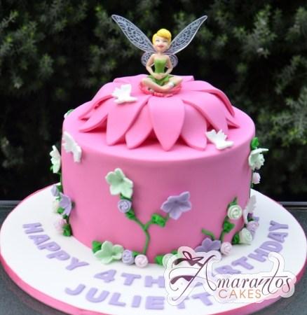 Tinker bell cake – AC340