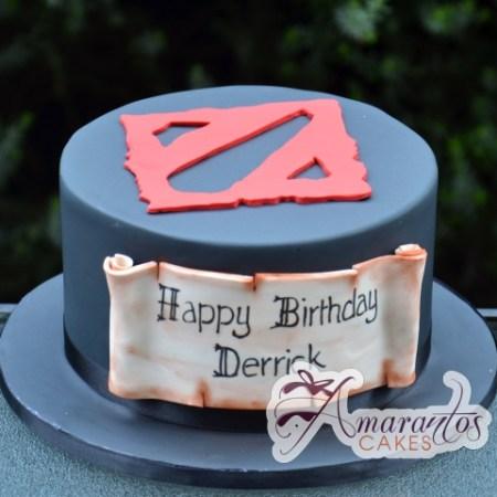 Dota cake – AC362
