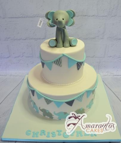 Elephant Cake - Amarantos Designer Cakes Melbourne