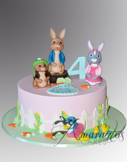 Peter Rabbit Cake AC468