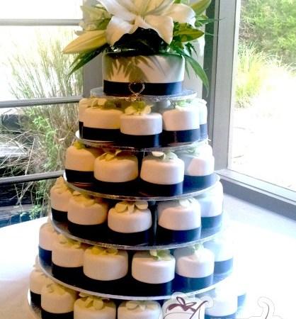 Mini Cake Tower- CT08