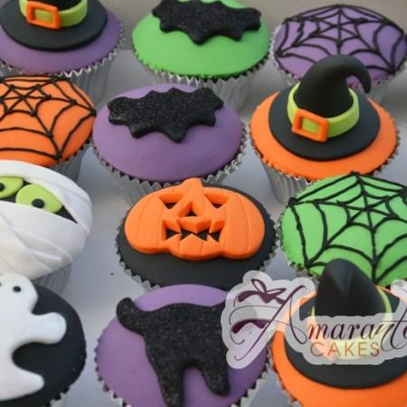 Halloween Cup Cakes- CU11