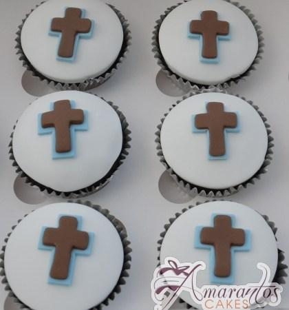 Cross Cup Cakes – CU31