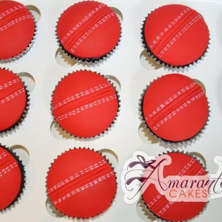 Cricket Cup Cakes – CU46