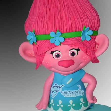 3D Poppy Troll – NC02