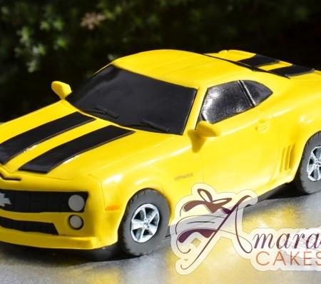 3D Camaro Bumblebee- NC149