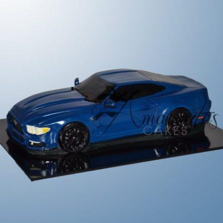 3D Mustang Car – NC158