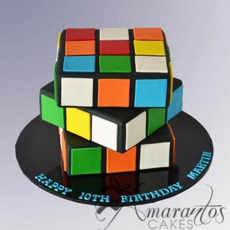 Rubiks Cube- NC166
