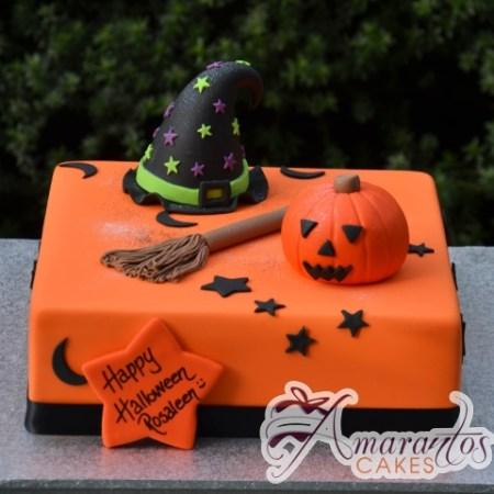 Halloween Cake- NC184