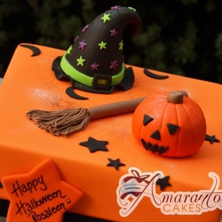 Halloween Cake - Amarantos Designer Cakes Melbourne