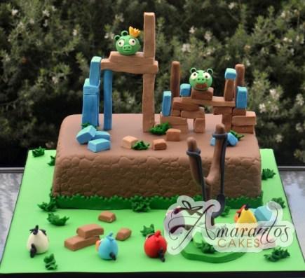 Angry Birds cake- NC199 1