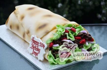 Kebab Cake- NC21