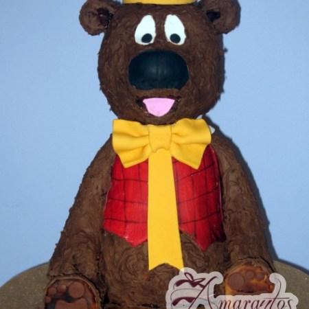 3D Humphrey Bear – NC216