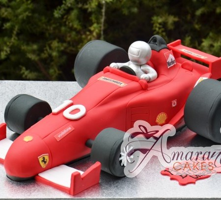 3D Formula One Car – NC225