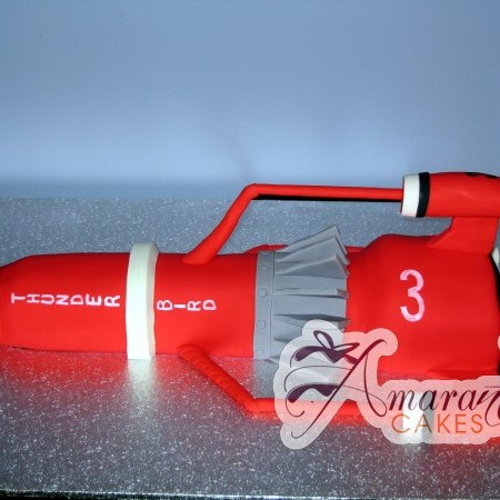 Thunderbird Rocket – NC236