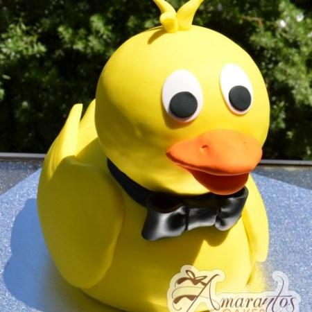 3D Rubber Duck- NC253