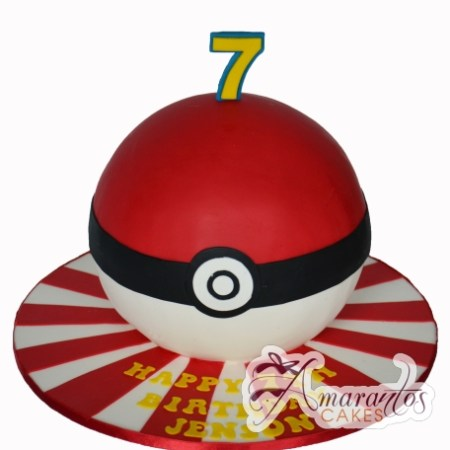3D Pokemon Ball – NC269