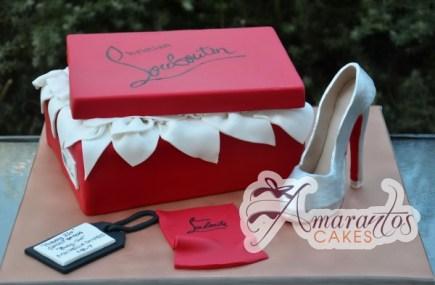 Shoe box with Shoe- NC271 1