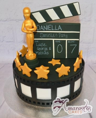 Academy Award Cake - Amarantos Custom Made Cakes Melbourne