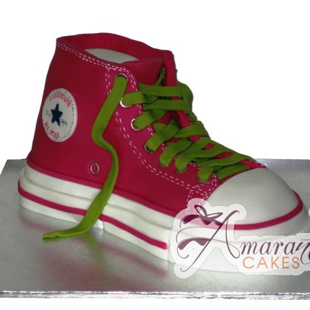 3D Converse Shoe- NC308