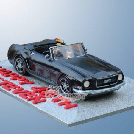 3D Convertible Mustang – NC317