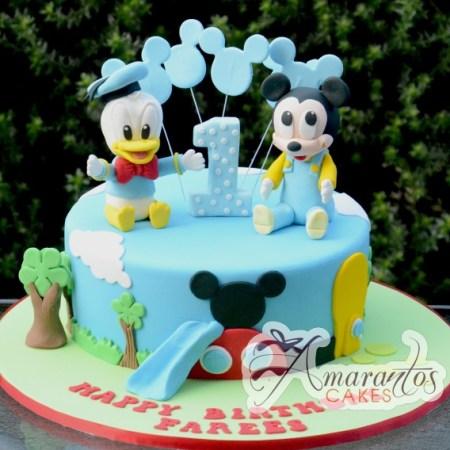 Mickey Cake- NC343