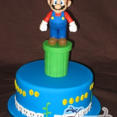 Super Mario Cake- NC390