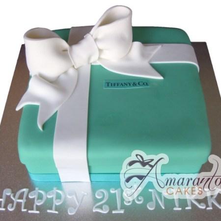 Tiffany Box- NC402