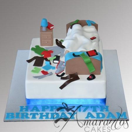 Teenagers Birthday Cake – NC415