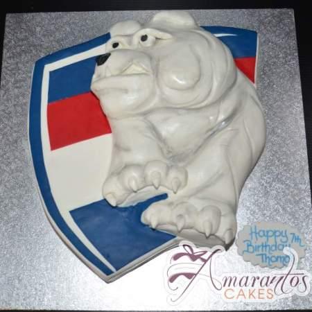 2D AFL Mascot – NC448